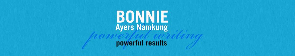 Bonnie Ayers Namkung logo